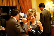 Northwestern Mutual Financial 2011 Holiday Party at the Ritz Carlton ballroom on Dec. 2