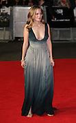 Oct 19, 2014 - 'Fury' - Closing Night Gala VIP Arrivals - 58th London Film Festival<br /> <br /> Pictured: Alicia von Rittberg<br /> ©Exclusivepix