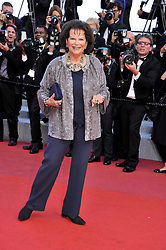 "1st Cannes Film Festival 2018,Red carpet film ""Le Grand Bain"" Isabeli Fontana. 13 May 2018 Pictured: 71st Cannes Film Festival 2018,Red carpet film ""Le Grand Bain"" Claudia Cardinale. Photo credit: Pongo / MEGA TheMegaAgency.com +1 888 505 6342"