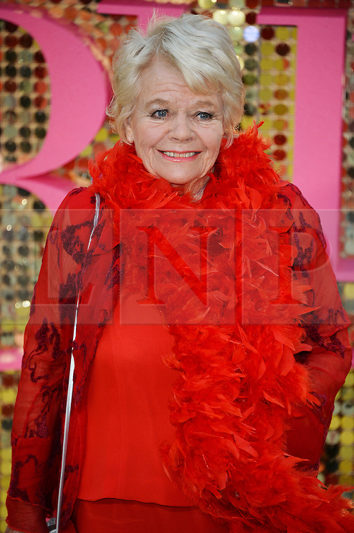 © Licensed to London News Pictures. 29/06/2016. JUDITH CHALMERS attends the ABSOLUTELY FABULOUS world film premiere. London, UK. Photo credit: Ray Tang/LNP