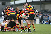 National U17s Plate Final. Richmond v Newark. 06-05-2007