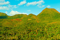 Mountains, Saint-Louis, Mont-Dore, Grand Terre, New Caledonia