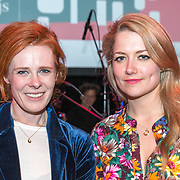 NLD/Amsterdam/20190414 - Uitreiking Annie M.G. Schmidt-prijs 2019, Yentl Schieman  en Christine de Boer