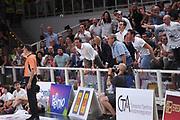 Dolomiti Energia Trentino tifosi<br /> Dolomiti Energia Trento - EA7 Emporio Armani Olimpia Milano<br /> Playoff - Finale - Gara 4<br /> LegaBasket Serie A 2017/2018<br /> Trento, 11/06/2018<br /> Foto M.Ceretti / Ciamillo-Castoria