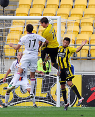 Wellington-Football, A-League, Phoenix v Perth Glory