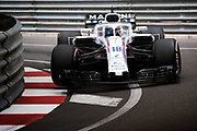 May 23-27, 2018: Monaco Grand Prix. Lance Stroll, Williams Martini Racing, FW41