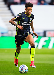 Daniel Leadbitter of Bristol Rovers - Mandatory by-line: Matt McNulty/JMP - 16/09/2017 - FOOTBALL - DW Stadium - Wigan, England - Wigan Athletic v Bristol Rovers - Sky Bet League One