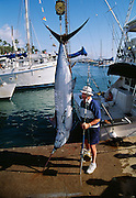 Marlin fishing, Lahaina< Maui, Hawaii