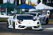 October 3-5, 2013. Lamborghini Super Trofeo - Virginia International Raceway. \lst11\