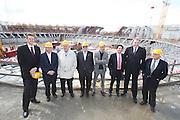DESCRIZIONE : Roma Tor Vergata PalaCalatrava Commissione FIBA in visita per assegnazione dei Mondiali 2014<br /> GIOCATORE : Boris Stankovic Markus Studar Predrag Bogosavljev Massimo Cilli Dino Meneghin Santiago Calatrava<br /> SQUADRA : Fiba Fip<br /> EVENTO : Visita per assegnazione dei Mondiali 2014<br /> GARA :<br /> DATA : 02/04/2009<br /> CATEGORIA : Ritratto<br /> SPORT : Pallacanestro<br /> AUTORE : Agenzia Ciamillo-Castoria/G.Ciamillo<br /> Galleria : Italia 2014<br /> Fotonotizia : Roma visita per assegnazione dei Mondiali 2014<br /> Predefinita : si