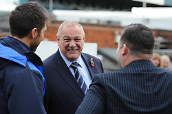 Bristol Rugby chairman Chris Booy attends the Memorial Service - Mandatory byline: Dougie Allward/JMP - 07966 386802 - 11/11/2015 - Memorial Stadium - Bristol, England- Memorial Service