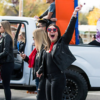 Homecoming Parade 2017, Bronco Bash, Photos by Taylor Lippman