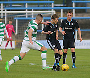 Liam Gibb and Anthony Stokes - Celtic v Dundee - Development League at Cappielow<br /> <br />  - &copy; David Young - www.davidyoungphoto.co.uk - email: davidyoungphoto@gmail.com
