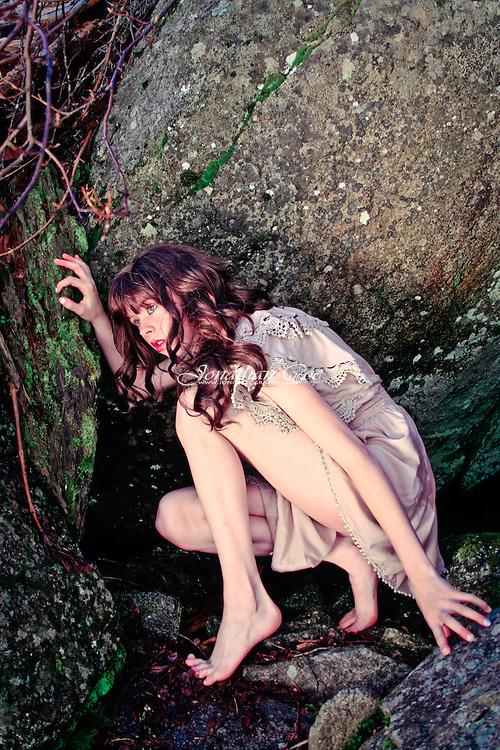 Model: Kristianna Kathleen &amp; Bree Stephens / The Burning Rose<br /> <br /> Location: Bear Creek, CA