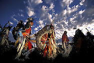 Pow Wow.Warm Springs Reservation.Oregon.USA