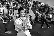 Independence Day celebrations, Jakarta, Indonesia August 17 2016 - Photograph by David Dare Parker