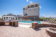 Architectural photo of Orchard Meadows Apartments in Ellicott City Maryland by Jeffrey Sauers of Commercial Photographics