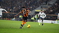 Football - 2016 / 2017 League (EFL )Cup - semi-Final, Second leg: Hull City vs. Manchester United<br /> <br /> Tom Huddlestone of Hull City scoring a penalty during the match at  Kcom Stadium<br /> <br /> COLORSPORT/LYNNE CAMERON