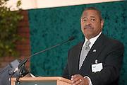 18414Academic & Research Center Groundbreaking September 29, 2007..President McDavis