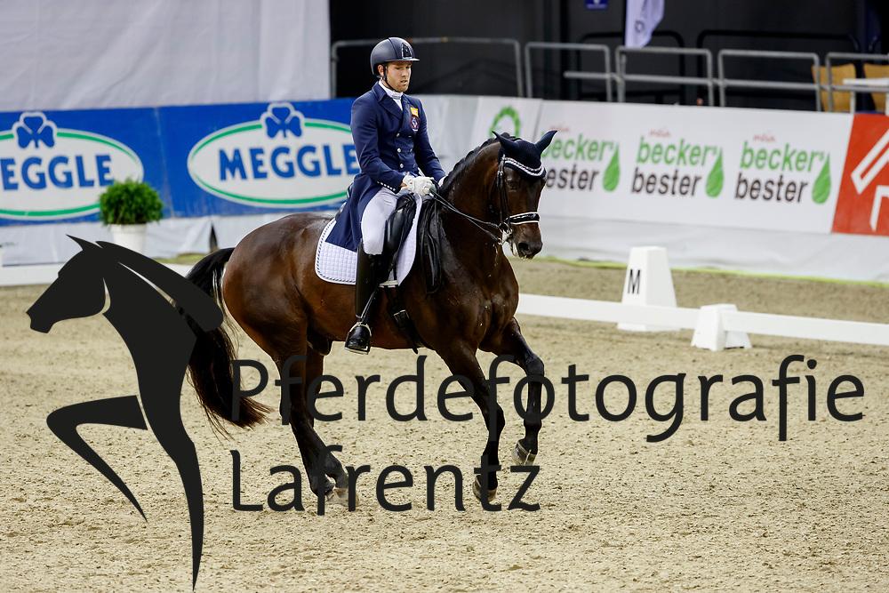 Luijmes, Jean-Rene (NED) Aswin<br /> Oldenburg - AGRAVIS Cup 2017<br /> © www.sportfotos-lafrentz.de/Stefan Lafrentz
