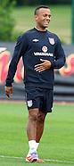England Training 100912