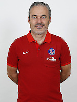 Victor Manas of PSG during PSG photo call for the 2016-2017 Ligue 1 season on September, 7 2016 in Paris, France<br /> Photo : C.Gavelle/ PSG / Icon Sport