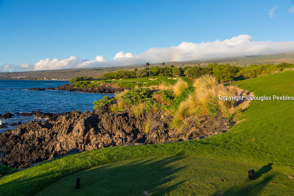 3rd Hole Mauna Kea Golf Course, Kohala Coast, Island of Hawaii