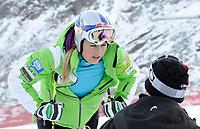 ALPINE SKIING - WORLD CUP 2012/2013 - SOELDEN (AUT) - 27/10/2012 - PHOTO  GIOVANNI AULETTA / PENTAPHOTO / DPPI - WOMEN GIANT SLALOM - Lindsey Vonn (USA)