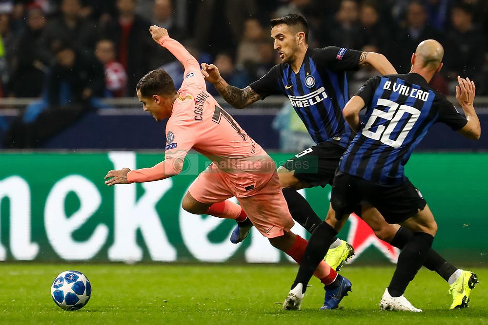 صور مباراة : إنتر ميلان - برشلونة 1-1 ( 06-11-2018 )  20181107-zaa-n230-035