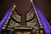 Toronto City Hall, Nathan Phillips Square