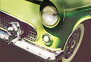 "The Thunderbird (""T-Bird""), was an automobile manufactured by the Ford Motor Company in the United States over eleven model generations from 1955 through 2005. When introduced, it created the market niche eventually known as the personal"