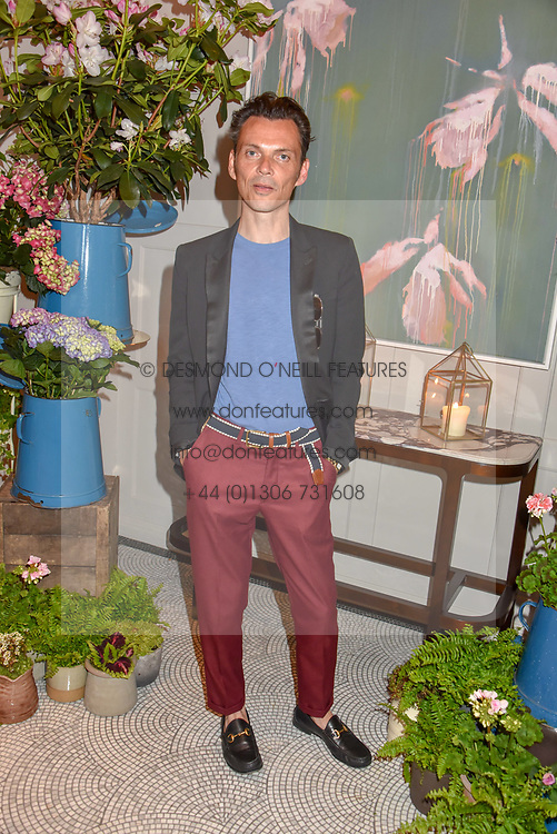 Matthew Williamson at the Belmond Cadogan Hotel Grand Opening, Sloane Street, London England. 16 May 2019. <br /> <br /> ***For fees please contact us prior to publication***