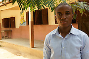 Calvin Doe is the volunteer Youth Ambassador for The Kraft Cocoa Partnership.