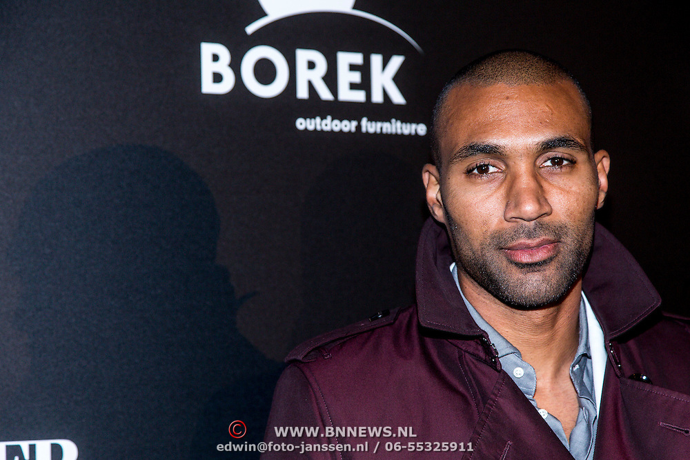 NLD/Amsterdam/20141115 - Life After Football fair 2014, Orlando Engelaar