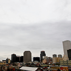 Jan 2, 2013; New Orleans, LA, USA; A general view of the city of New Orleans prior the Sugar Bowl between the Louisville Cardinals and the Florida Gators at the Mercedes-Benz Superdome.  Mandatory Credit: Derick E. Hingle-USA TODAY SPORTS