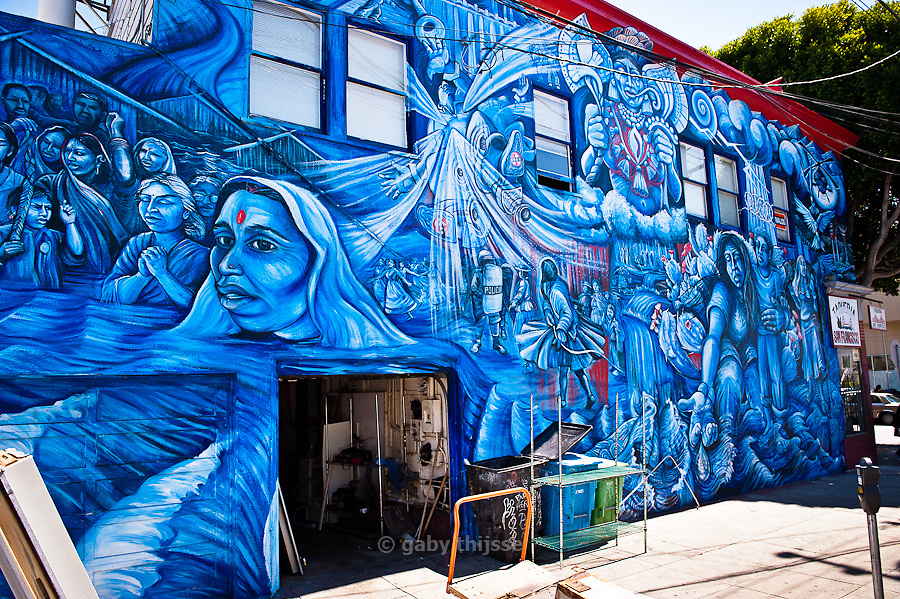 The Mission, San Francisco's legendary Mission District - a laboratory for cutting edge art and alternative culture.