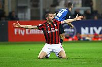Leonardo Bonucci  - Milan - Milan-Inter - Coppa Italia Tim Cup