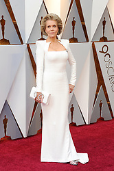 Jane Fonda at the 90th Annual Academy Awards held at the Dolby Theatre in Hollywood, USA on March 4, 2018.