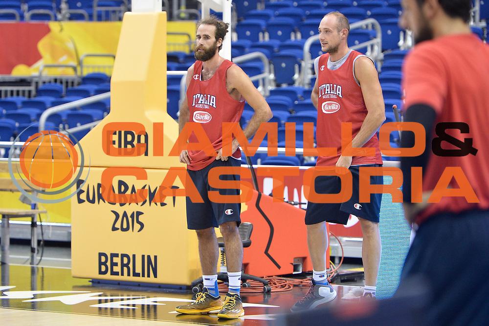 Descrizione : Berlino Eurobasket 2015 - Allenamento <br /> Giocatore : <br /> Categoria : Allenamento<br /> Squadra: Italia Italy<br /> Evento : Eurobasket 2015<br /> Gara : Berlino Eurobasket 2015 - Allenamento<br /> Data: 04-09-2015<br /> Sport: Pallacanestro<br /> Autore: Agenzia Ciamillo-Castoria/I.Mancini<br /> Galleria : FIP Nazionale 2015<br /> Fotonotizia: Berlino Eurobasket 2015 -Allenamento