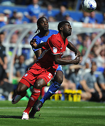BRUNO MANGA CARDIFF CITY, Birmingham City v Cardiff City Sky Bet Championship  6th August 2016 <br /> Photo: Mike Capps