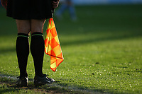 Photo: Pete Lorence.<br />Coventry City v Hull City. Coca Cola Championship. 03/03/2007.<br />A linesman during the match.