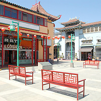 Chintown, Los Angeles on August 24, 2011