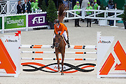 Gerco Schroder - Glock's London N.O.P.<br /> Alltech FEI World Equestrian Games™ 2014 - Normandy, France.<br /> © DigiShots