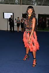 NAOMI CAMPBELL at the Glamour Women of The Year Awards in Association with Next held in Berkeley Square Gardens, Berkeley Square, London on 3rd June 2014.