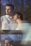 Jen & Chris Traub wedding.Yashica D .Kodak Porta 400 film.