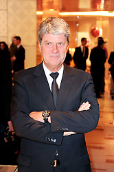 YVES CARCELLE at a party to celebrate the opening of the Louis Vuitton Bond Street Maison, New Bond Street, London on 25th May 2010.