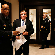 Mayor Richard Daley attends a regular meeting of the city council Wednesday September 8, 2010, a day after he announced he was not a candidate for mayor.  Photography by Jose More