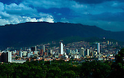 Downtown Medellin, Colombia
