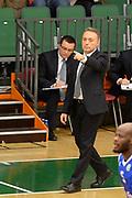 DESCRIZIONE : SODERTALJE Eurochallenge 2015<br /> SODERTALJE KINGS Enel Brindisi<br /> GIOCATORE : Bucchi Piero <br /> CATEGORIA : Allenatore Coach Mani <br /> SQUADRA : Enel Brindisi<br /> EVENTO : <br /> GARA : SODERTALJE KINGS Enel Brindisi<br /> DATA : 09 dicembre 2014<br /> SPORT : Pallacanestro<br /> AUTORE : Agenzia Ciamillo-Castoria/M.Longo<br /> Galleria : Eurochallenge 2015<br /> Fotonotizia : <br /> Predefinita :