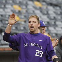 Baseball: University of St. Thomas (Minnesota) Tommies vs. Bethel University (Minnesota) Royals